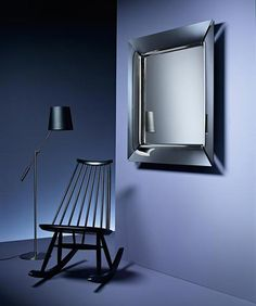 1000 images about les miroirs by on for Miroir philippe starck