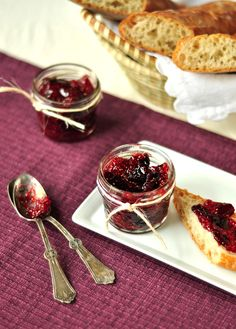 fig & lemon jam