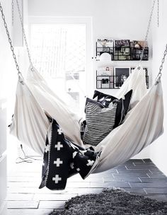 "Great ""hammock""!"