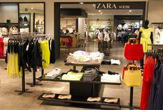 Tienda Zara del grupo Inditex.