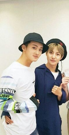 NCT Dream's appa and eomma