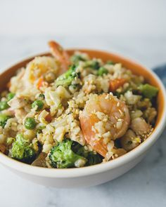 FRIED RICE // MOM MONDAY - The Kitchy Kitchen
