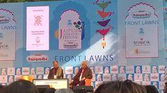 DARK SENSATION....: Jaipur Literature Festival