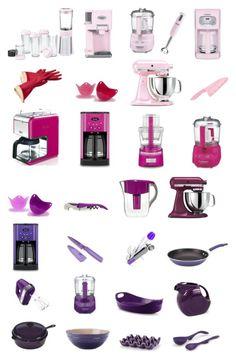brighten your kitchen pink purple kitchen tools accessories hello foxy - Pink Kitchen Accessory
