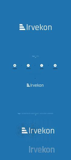 V oblasti grafického designu mě nejvíce baví navrhovat logotyp a především celý proces - vytvoření loga (symbol), grafického manuálu a v další části (příběh) postprodukční fotografie s vizí...Tato reference je malé nahlédnutí, jak jsem včera dokončil redesign pro Irvekon. Přeji těmto mladíkům mnoho podnikatelských úspěchů a ať jim upravené logo dobře slouží.