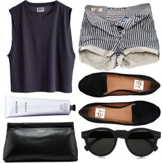"""""""changez-moi"""" by youremydeadlypoison on Polyvore  Perfect travel outfit"""