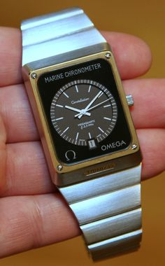 Vintage Omega Marine Chronometer Watch Hands-On