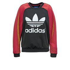 RITA ORA SPACE SHIFT - Sweatshirt - black/multicolor by adidas Originals
