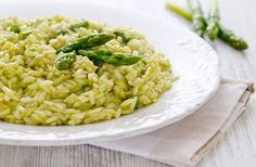 Risotto agli asparagi Best Italian Recipes, Pasta Dishes, Paella, Wine Recipes, Food And Drink, Ethnic Recipes, Cooking Ideas, Pasta Side Dishes