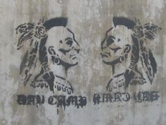 austin graffiti: sheraton, 701 e. 11th street