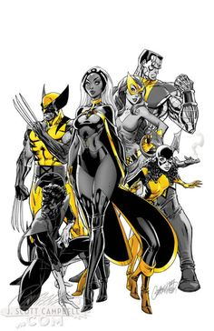 Drawing Marvel Comics X-Men Gold Ms Marvel, Marvel Comic Universe, Comics Universe, Marvel Heroes, Storm Marvel, Captain Marvel, Marvel Avengers, Comic Book Artists, Comic Book Characters