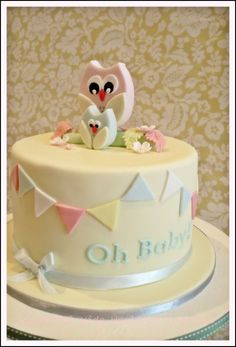 Pin Best Baby Shower Cakes For Boys And Girls Cake On Pinterest