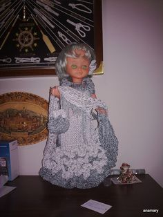 mamyBE: muñecas