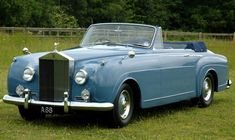 Rolls-Royce Silver Cloud I 1957 Drophead Coupe by H.J.Mulliner