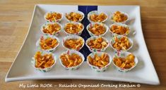 My Little ROCK – Reliable Organised Cooking Kitchen –Honey Joys– Honey Joys were always a regular menu itemat kid's birthday parties when I was growing up, I don't think I'll e…