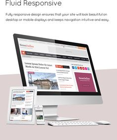 NewsOnline – WordPress Theme Perfect for News Sites and Online Magazines