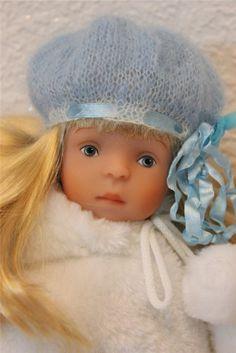 Облака-овечки.. И снова о моде для кукол Minouche от Sylvia Natterer, Kathe Kruse. Часть первая / Sylvia Natterer, Сильвия Наттерер. Коллекционно-игровые куклы / Бэйбики. Куклы фото. Одежда для кукол