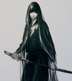 Uniform Japanese sword by ~masateru on deviantART