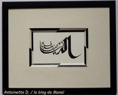 Antoinette D./ élève de Manel / biseaux superposés bicolores Blog, Home Decor, Decoration Home, Room Decor, Blogging, Home Interior Design, Home Decoration, Interior Design