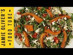 How to make brown rice interesting - Jamie Oliver's food team