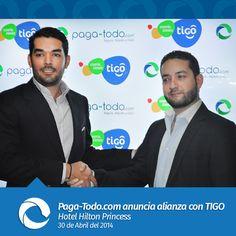 Conferencia Tigo El Salvador