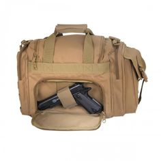 Rothco Concealed Carry MOLLE Bag, Keeps your Pistol Hidden but Accessible