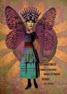 Frida Frida Kahlo Diego Rivera, Frida And Diego, Digital Collage, Collage Art, Digital Prints, Collages, Altered Images, Altered Art, Frida Art