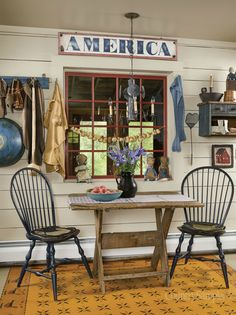 In Prim Pedigreed A New Hampshire Shopkeeper Shares How She Uses The