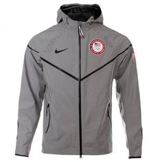 2012 Nike USA Olympic Team Men's  Windrunner Medal Jacket