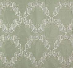 Fabric Colefax & Fowler; Francine - Aqua F3609/03
