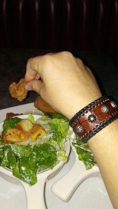My New RBJ Custom Leather Bracelet.  ❤❤❤❤❤👍👍👍👍👍