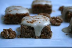 quinoa apple pie bars