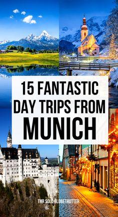 Visit Germany, Munich Germany, Germany Travel, European Travel Tips, Europe Travel Guide, Travel Info, Travel Advice, Travel Ideas, Germany Destinations