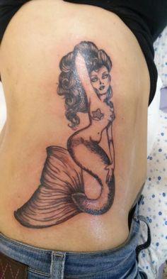 Sirena tattoo