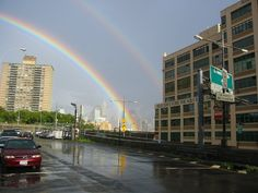 Email Excursion » Blog Archive » Rainbow Over Bethel