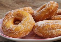 Gf Recipes, Lactose Free, Gluten Free Baking, Doughnut, Donuts, Food Porn, Food And Drink, Favorite Recipes, Cooking