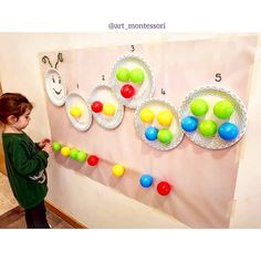 Easy, fun and effective counting activity 26 fun and easy activities and crafts for kids on cold winter days – Artofit Image may contain: 1 person Toddler Learning Activities, Montessori Activities, Preschool Crafts, Preschool Activities, Teaching Kids, Kids Learning, Montessori Materials, Learning Games, Games For Kids