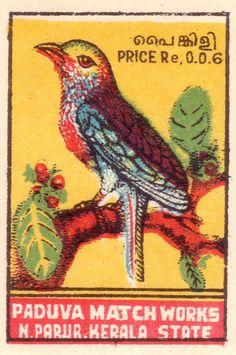 Indian matchbox label via Pilllpat (Agence Eureka) Vintage Fireworks, Fireworks Art, Vintage Labels, Graphics Vintage, Matchbox Art, India Ink, Art Pictures, Art Pics, Graphic Design Posters
