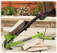 Log Splitter On Pinterest Chainsaw Sharpener