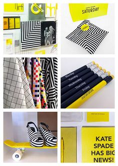 Kate Spade Saturday. Could not be more excited for this collection.