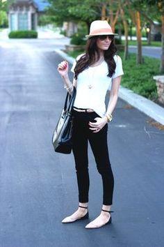 〔海外スナップ〕重くなりがちな黒パンツの上手な着こなしかた - NAVER まとめ