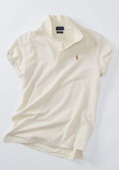 Polo Holiday Boyfriend Polo Shirt