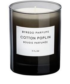 Byredo Parfums Cotton Poplin Fragranced Candle | Home Fragrance by Byredo Parfums | Liberty.co.uk