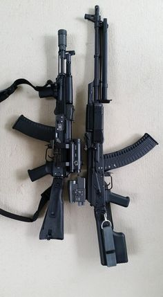 AK And RPK