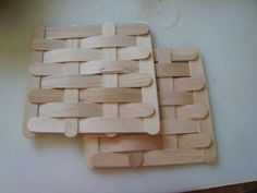 Popsicle Stick Crafts For Adults, Diy Popsicle Stick Crafts, Crafts For Teens To Make, Popsicle Sticks, Diy Arts And Crafts, Popsicle Art, Diy Crafts, Wood Crafts, Pop Stick Craft