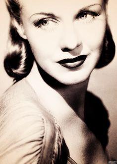 Ginger Rogers in Stage Door (1937)  Ginger Rogers as 'Jean Maitland' - 1937 - Stage Door - Director: Gregory La Cava