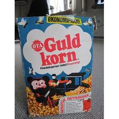 Guldkorn Right In The Childhood, My Childhood Memories, Those Were The Days, Do You Remember, Korn, My Memory, Pop Tarts, Nostalgia, Old Things