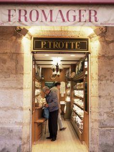 Cheese Shop, Paris France