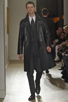 Dunhill Men's RTW Fall 2015