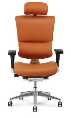 X-Chair Leather Executive Chair - StenoWorks The Court Reporting Store Brown Leather Recliner Chair, Leather Chairs, Farmhouse Table Chairs, Dining Chair, Dining Room, Wrought Iron Patio Chairs, Outdoor Lounge Chair Cushions, Office Chair Without Wheels, Executive Chair